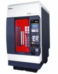 Image - New Vertical Machining Center Accommodates Large, Heavy Fixtures Despite Its Compact Footprint