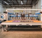 Image - Waterjet Shuttle System Allows Operators to Keep Cutting While Unloading Parts