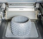 Image - Metal Additive Manufacturing System Features Patented Bi-Directional Re-Coater; Reduces Build Time by 30%