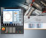 Image - Upgraded CNC Software Automatically Calculates and Adjusts Control Loop Parameters and Damping Filters for Drive Optimization