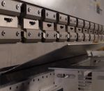 Image - Press Brakes' Hydraulic Crowning System Automatically Adjusts for Accuracy