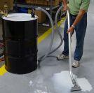 Image - New Dual Force VacSystem Handles Wet Clean-Up Quickly � 55 Gallons in 2 Minutes