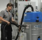 Image - Industrial Vacuums Designed for Intake of Combustible Dusts During Metal Processing