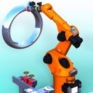 Image - Robot Sander Perfect for Aircraft Parts