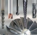 Image - High-Performance End Mills Designed for Challenging Aerospace and Turbine Milling Applications