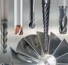 Image - High-Performance End Mills Designed for Aerospace and Turbine Milling