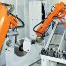 Image - Newly Designed Motor Driven, Robot-Guided Grinders Outperform Air-Operated Tools