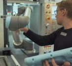 Image - New Universal Robots-Phillips Partnership Eases Integration with Haas CNC Machine Tools