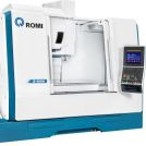 Image - New Generation VMC Built for Rigidity, Speed, and Higher Precision Thanks to Thermal Compensation