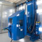 Image - New Enclosed Blast Lift Allows Accurate Aim While Reducing Operator Fatigue