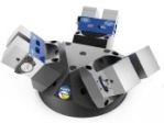 Image - Pyramid Workholding Bundles Enable Clamping of 3 Individual Components in Single Setup