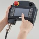 Image - Handheld HMI -- Convenient Way to Operate Robots and Tend to Machines