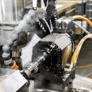 Image - 8-Axis Gear Hobbing Machine: Automated Solution with Flexibility