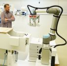 Image - Enhanced Cobot's 25% Greater Payload Allows for Heavier Workpieces When Machine Tending