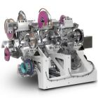 Image - Unique 6‐Axis Tool Grinding Machine Features 16‐Station Wheel Changer