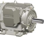 Image - New Low-Voltage, Severe-Duty AC Motor Powers Pumps, Fans, Compressors and Hoists