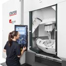 Image - New VMC Features Twin-Spindles for Large Component Machining